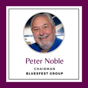 Peter Noble, Byron Bay Bluesfest